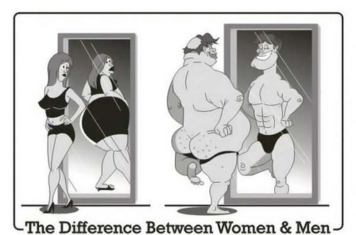 menwomen mirror